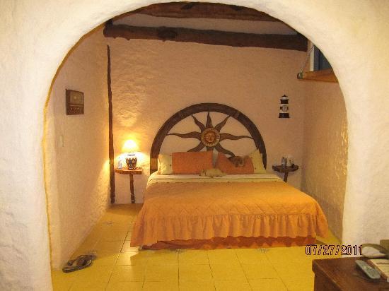 Hotel Casa Barbara: room