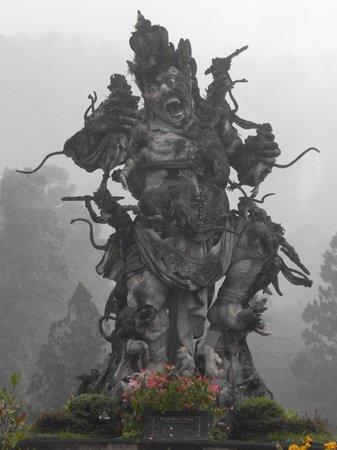 Bali Botanic Garden : jardin