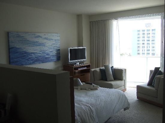 W Fort Lauderdale Hotel Room