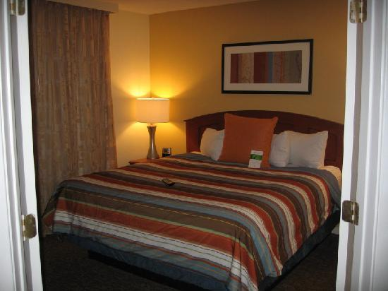 HYATT house Boston/Waltham: Bedroom