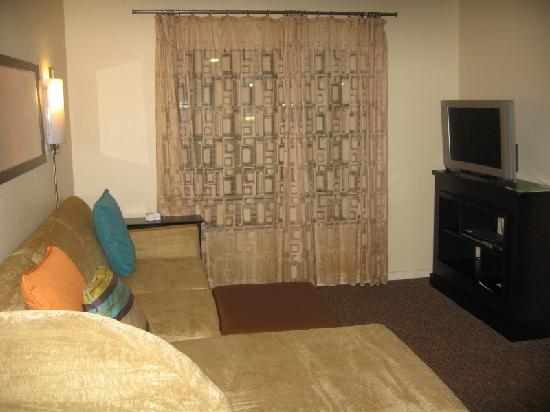 HYATT house Boston/Waltham: Living Room