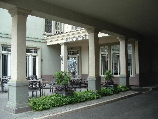 藍色海灣旅館照片