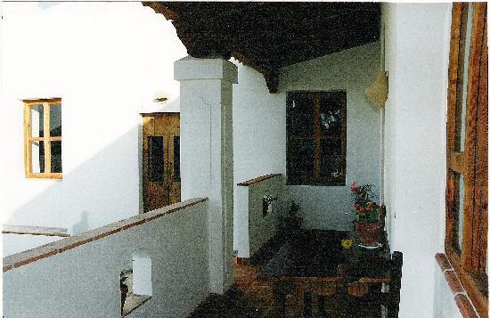 El Palomar de la Brena: Terrace room Nº 5/6