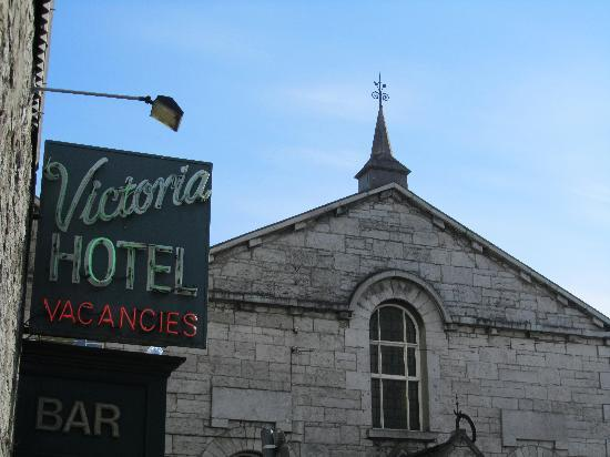 Victoria Hotel: Hotel
