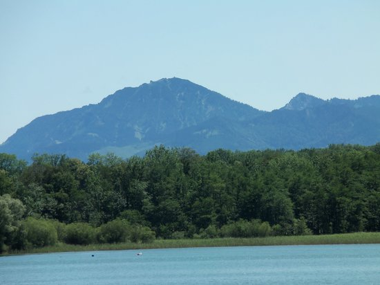‪Lake Chiemsee‬