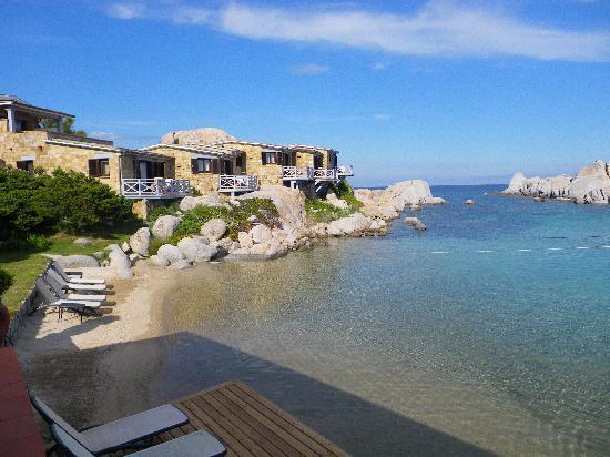 Hotel & Spa des Pecheurs: Spiaggia piccola