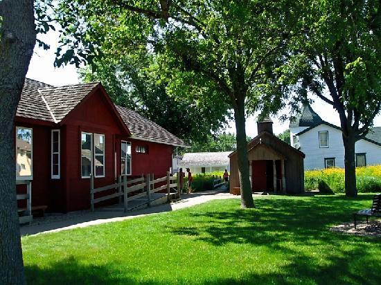Laura Ingalls Wilder Museum: Museum Grounds