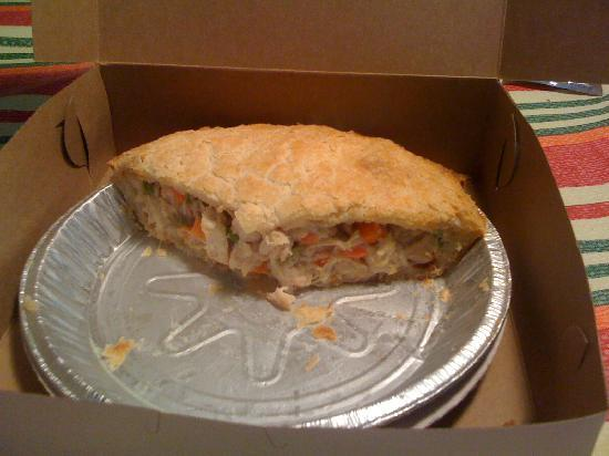 Marion's Pie Shop- : Chicken Pie from Marion's