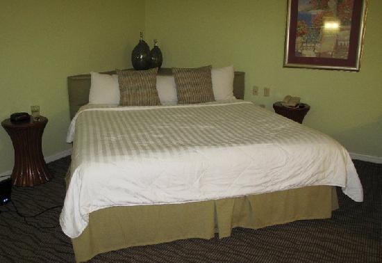 Star Island Resort and Club: Huge bed in main bedroom