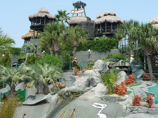 The Best Mini Golf In Myrtle Beach