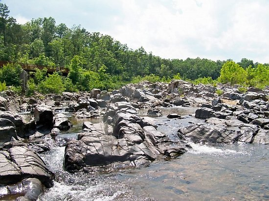 Middle Brook, MO: Johnson's Shut-Ins