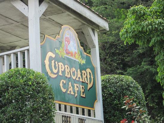 The Cupboard Restaurant Dillard Ga