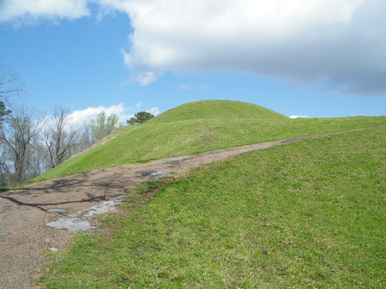 Tupelo, MS: Emerald Mound
