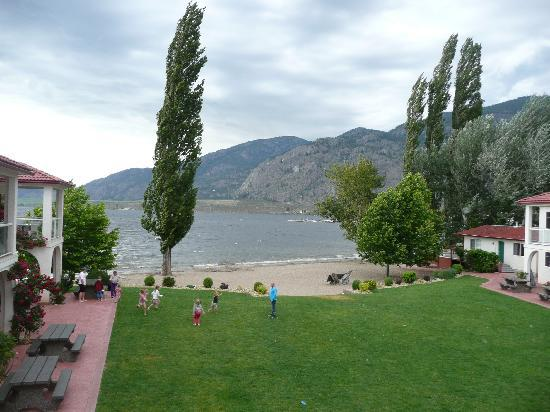 Sandy Beach Motel, Osoyoos