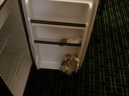 Fairfield Inn & Suites Lubbock: Pickle, not mine haha