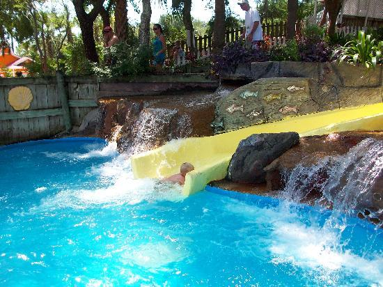 Big Kahuna's Water and Adventure Park: Play area for small children