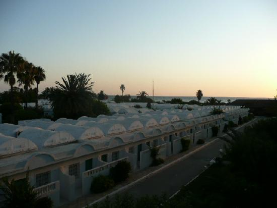 El Mouradi Club Kantaoui : sunrise from our balcony