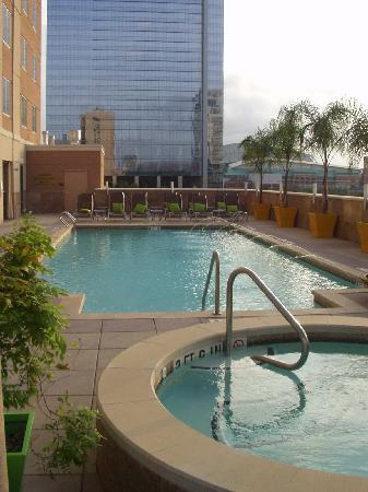 Embassy Suites by Hilton Houston Downtown: Pool area