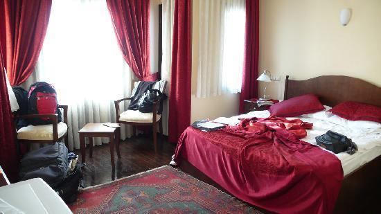 Alaturka Hotel: Large guest room