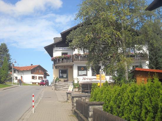 Gasthof Engel: Front of the hotel
