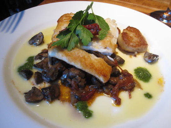 Halibut Special At Chelsea S Kitchen Picture Of Chelsea