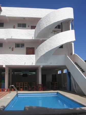 Hotel  La Casa de Judy: piscina