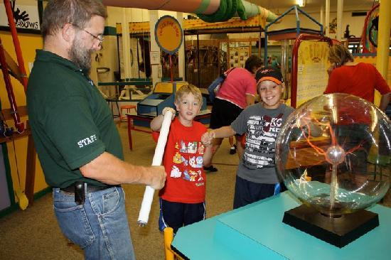 Headwaters Science Center: Fun for both kids and adults
