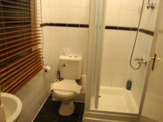 The Aber Hotel: Bath