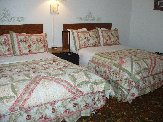 Sister Bay, Висконсин: room at the Coachlite Inn