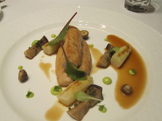 Onyx Restaurant: pigeon