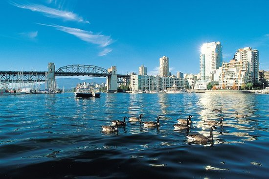 Star Hotels In Coal Harbour Vancouver