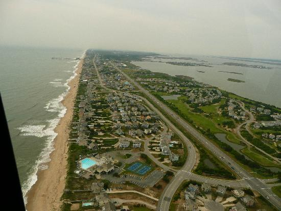 Coastal Helicopters: The whole outerbanks!