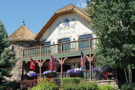 Blue Boar Inn: The Inn