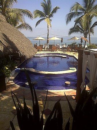 Casa De Mita : Pool area