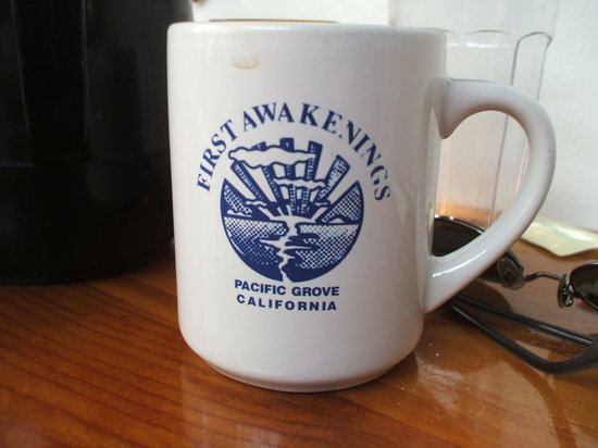 First Awakenings : Good Coffee!