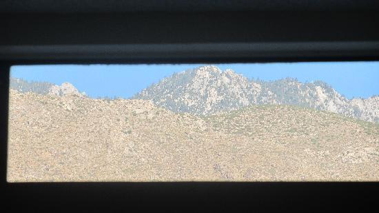Vista Mirage: The view from our living room window!