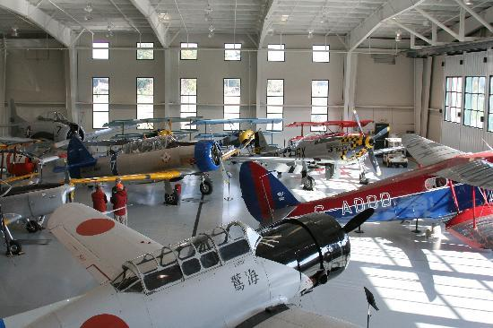 Military Aviation Museum That S A Lot Of Planes