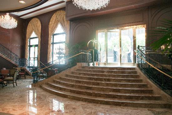 Omni San Francisco Hotel: Lobby