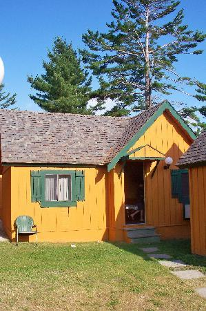 Cabins of Mackinaw: Chalet / Shack
