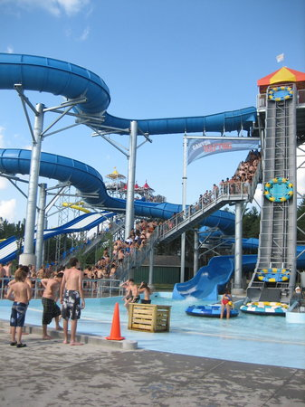 Calypso Water Park: Great Slides