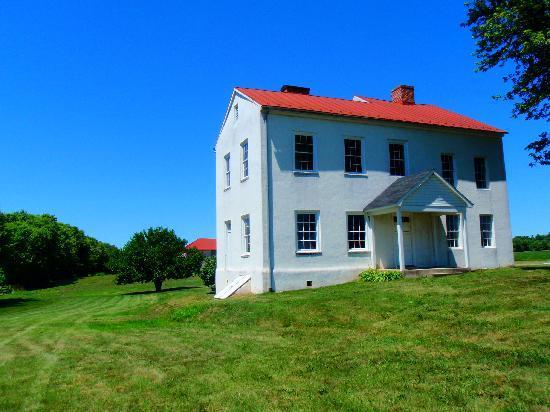 Monocacy National Battlefield: Best Farmhouse