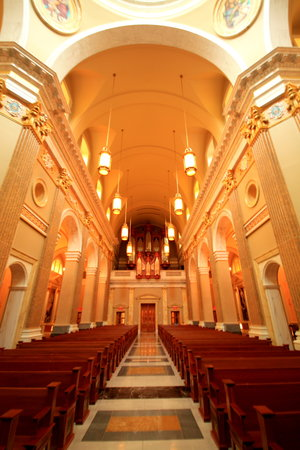 La Crosse, WI: Inside the church