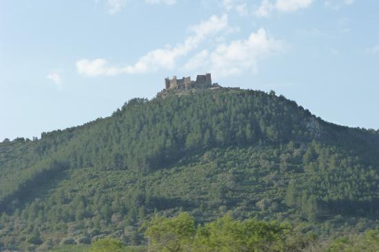 Luz de Azahar: The castle that overlooks the city
