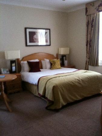 The Abbey Hotel: Main bedroom