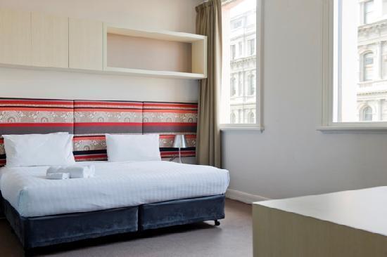 เพนซิโอเน บูติค โฮเต็ล เมลเบิร์น: Room Configuration