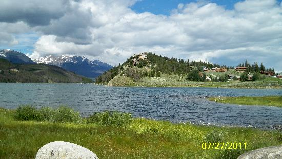 Best Western Ptarmigan Lodge: Lake Dillon