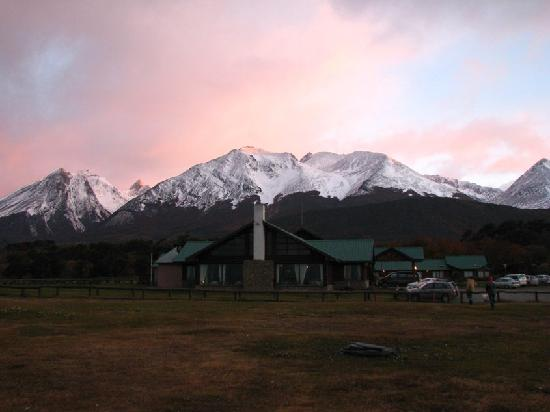 Tolkeyen Hotel : Protected by the mountains