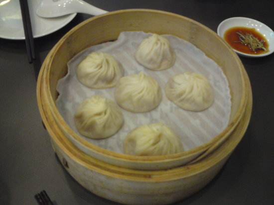 Din Tai Fung (The Gardens) : Look at those!