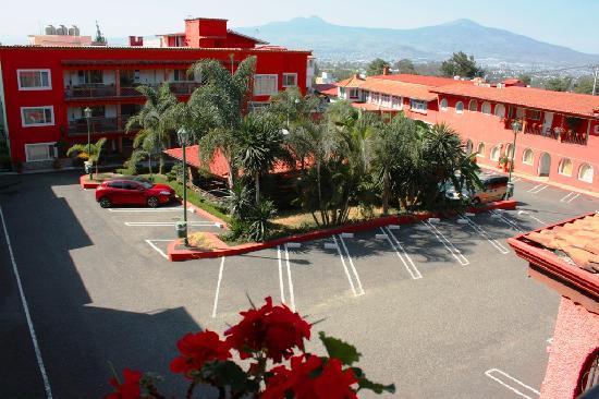 Hotel Posada Vista Bella Morelia Vista general