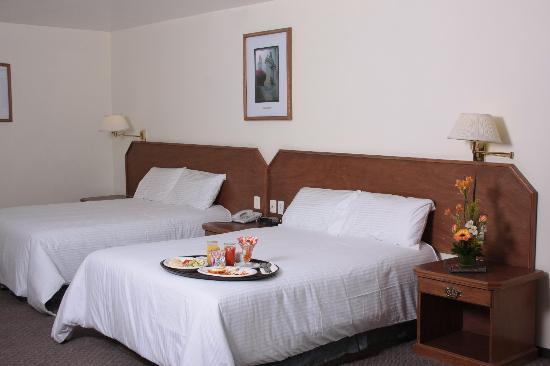 Hotel Posada Vista Bella: Hotel Torreblanca Business Class Morelia Habitacion